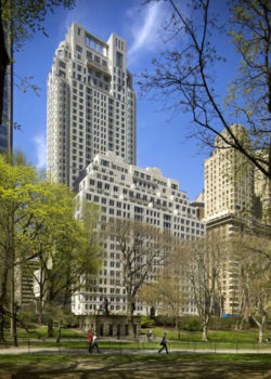 15 Central Park West, New York NY, Architect: Bob Smith.
